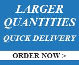 Larger quantities