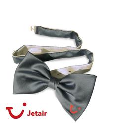 bow tie with logo imprint
