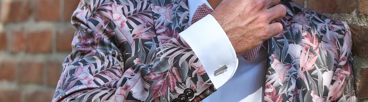 Cufflinks pattern