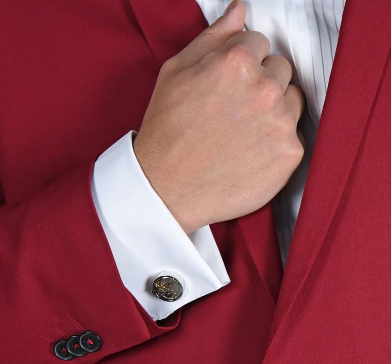 Cufflinks grey