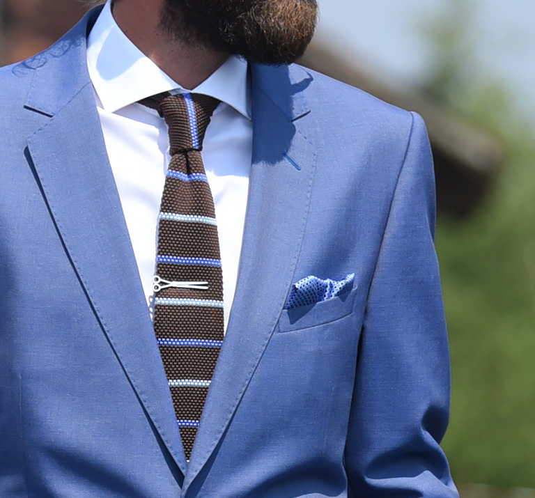 Tie pins / Lapel pins trends