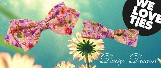 Bow tie Daisy Dream