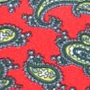Sir Redman deluxe suspenders Classic Paisley
