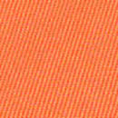 Necktie orange narrow