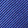 Suspenders tie fabric royal blue