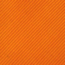 Suspenders tie fabric orange