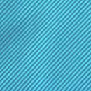 Clip-on tie turquoise repp
