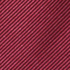 Bow tie bordeaux red repp
