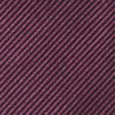Necktie aubergine  repp