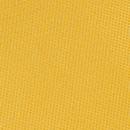 Necktie bright yellow narrow