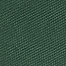 Necktie bottle green narrow