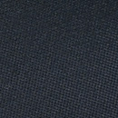 Necktie navy blue narrow