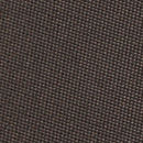 Necktie dark brown narrow