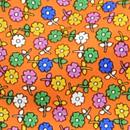 Handkerchief Cheerful Flowers