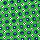 Handkerchief Tiny Flower green