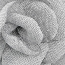 Lapel pin Linen Look grey