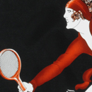 Scarf  Tennis La Vie des Courts