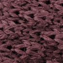 Bow tie knitted mauve