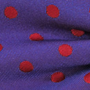 Handkerchief Satin Dot