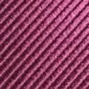 Handkerchief repp aubergine