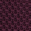 Bow tie knitted bordeaux red