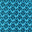 Bow tie cyan blue