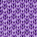 Necktie knitted lilac