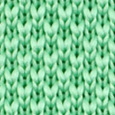 Necktie knitted mint green