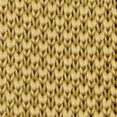 Sir Redman knitted tie mustard