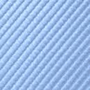 Pocket square repp light blue