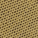 Necktie wool silk yellow