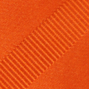 Necktie narrow orange