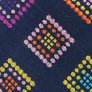 Tresanti necktie Pointed Squares