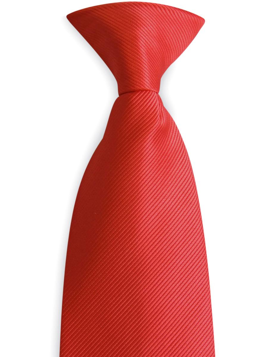 5f1b9d134989 Clip-on tie red repp | Clip-on ties | WeLoveTies.com