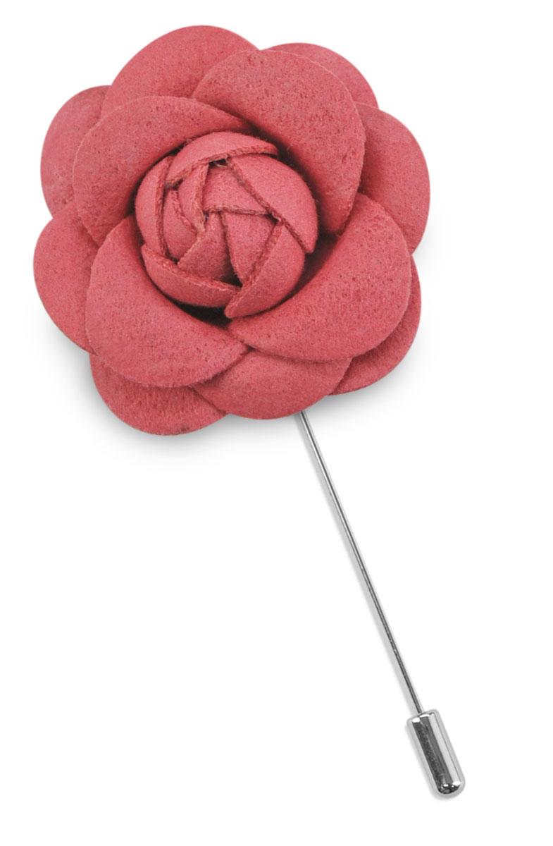 Lapel Pin Flower Coral Tie Pins Lapel Pins Weloveties