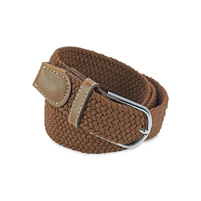 Braided belt elastic