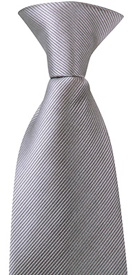 Safety tie grey