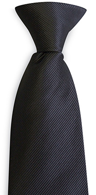 Safety tie black