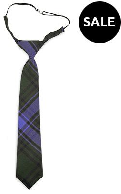 Children necktie Classic Madras