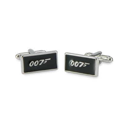 Cuff links 007