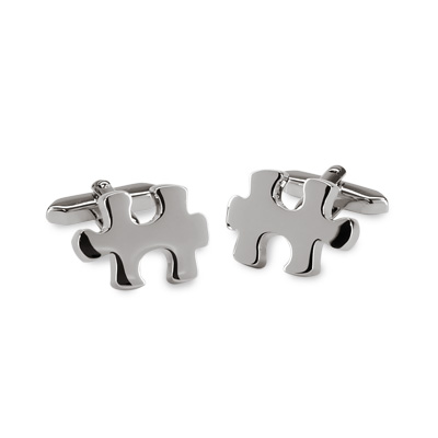 Cuff links Puzzle