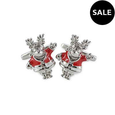 Cuff links Moose