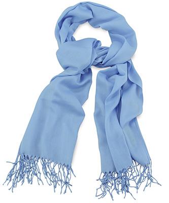 Pashmina light blue