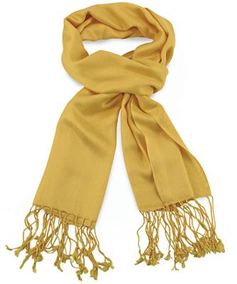 Pashmina yellow