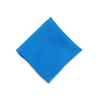 Handkerchief process blue