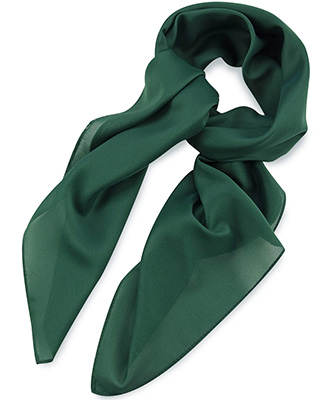 Scarf green