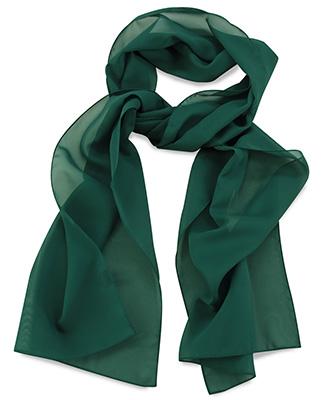 Scarf uni green