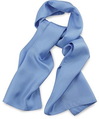 Scarf Ice blue uni