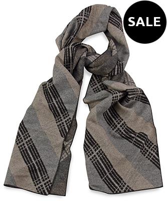 Mens scarf Inspector Lewis
