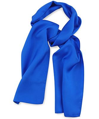 Scarf royal blue uni